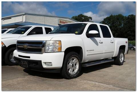 2010 Chevrolet Silverado 1500 for sale at STRICKLAND AUTO GROUP INC in Ahoskie NC