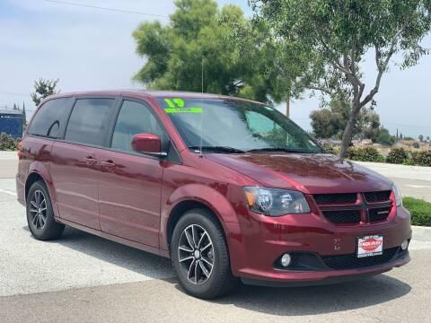 2019 Dodge Grand Caravan for sale at Esquivel Auto Depot in Rialto CA