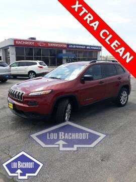 2016 Jeep Cherokee for sale at Bachrodt on State in Rockford IL