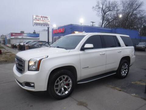 2015 GMC Yukon for sale at City Motors Auto Sale LLC in Redford MI