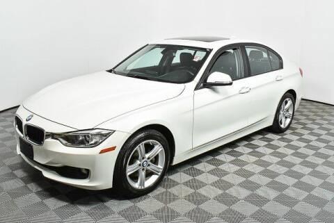 2014 BMW 3 Series for sale at Southern Auto Solutions-Jim Ellis Volkswagen Atlan in Marietta GA