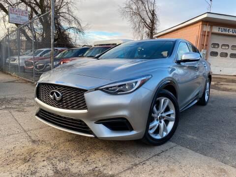 2018 Infiniti QX30 for sale at Seaview Motors and Repair LLC in Bridgeport CT