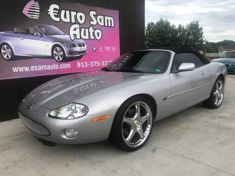2002 Jaguar XK-Series for sale at Euro Auto in Overland Park KS