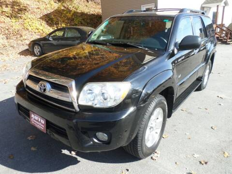2006 Toyota 4Runner for sale at AUTO CONNECTION LLC in Springfield VT