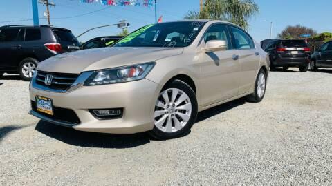 2013 Honda Accord for sale at La Playita Auto Sales Tulare in Tulare CA