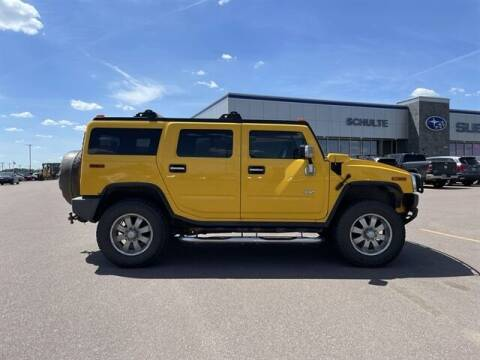 2006 HUMMER H2 for sale at Schulte Subaru in Sioux Falls SD