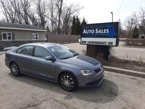 2011 Volkswagen Jetta for sale at Lake Michigan Auto Sales & Detailing in Allendale MI