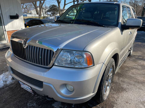 2004 Lincoln Navigator for sale at New Wheels in Glendale Heights IL
