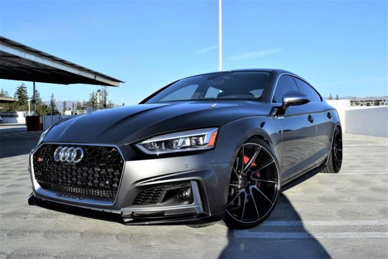 2018 Audi S5 Sportback for sale at Dino Motors in San Jose CA