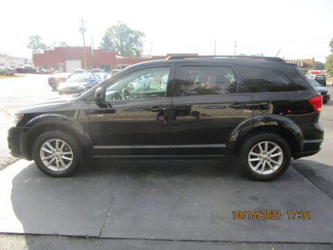 2015 Dodge Journey for sale at Taylorsville Auto Mart in Taylorsville NC