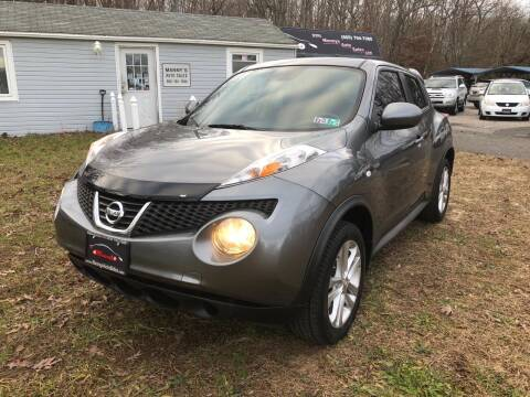 2012 Nissan JUKE for sale at Manny's Auto Sales in Winslow NJ