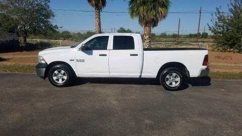 2018 RAM Ram Pickup 1500 for sale at Ryan Richardson Motor Company in Alamogordo NM