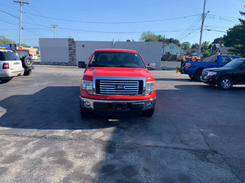 2011 Ford F-150 for sale at L.A. Automotive Sales in Lackawanna NY