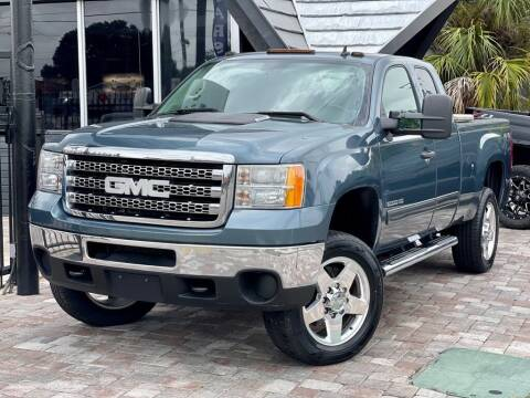 2013 GMC Sierra 2500HD for sale at Unique Motors of Tampa in Tampa FL