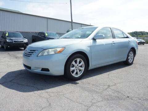 2007 Toyota Camry for sale at CHAPARRAL USED CARS in Piney Flats TN