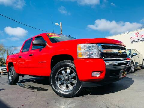 2011 Chevrolet Silverado 1500 for sale at Alpha AutoSports in Roseville CA