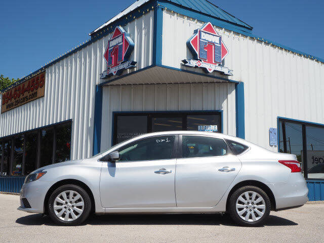2018 Nissan Sentra for sale at DRIVE 1 OF KILLEEN in Killeen TX