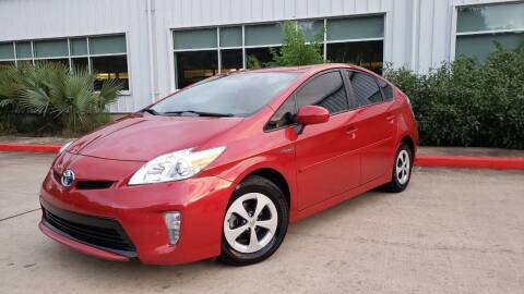 2013 Toyota Prius for sale at Houston Auto Preowned in Houston TX