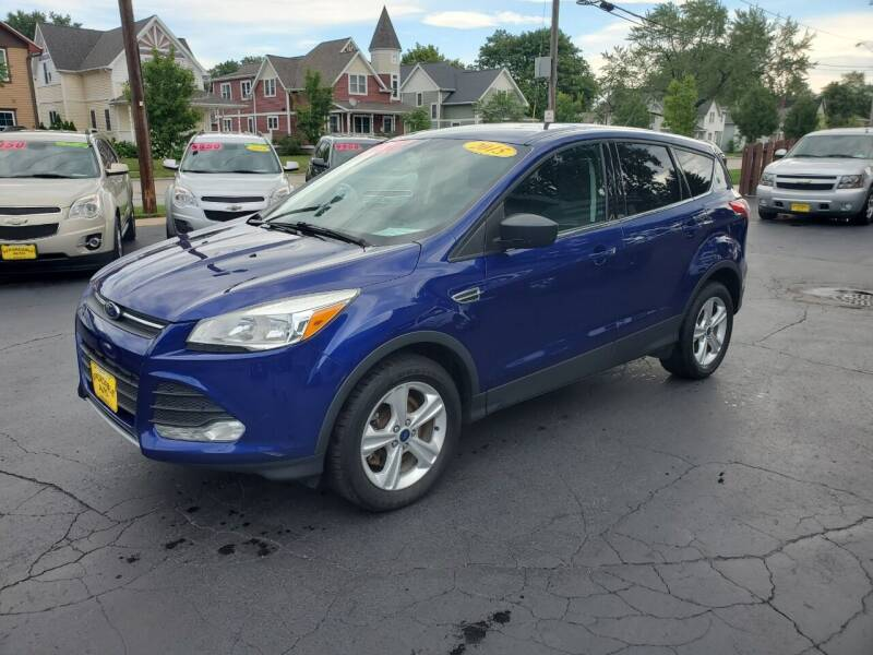 2015 Ford Escape for sale at AFFORDABLE AUTO, LLC in Green Bay WI
