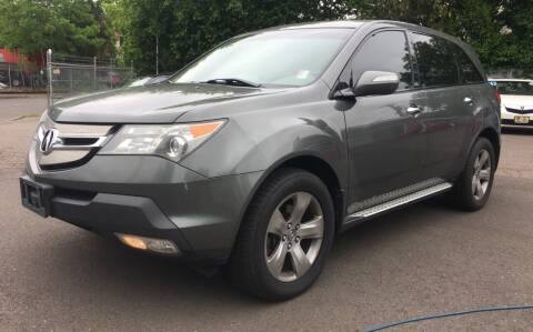 2007 Acura MDX for sale at Universal Auto INC in Salem OR