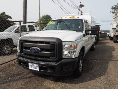 2016 Ford F-350 Super Duty for sale at Scheuer Motor Sales INC in Elmwood Park NJ