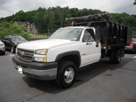 2005 Chevrolet Silverado 3500 for sale at 1-2-3 AUTO SALES, LLC in Branchville NJ