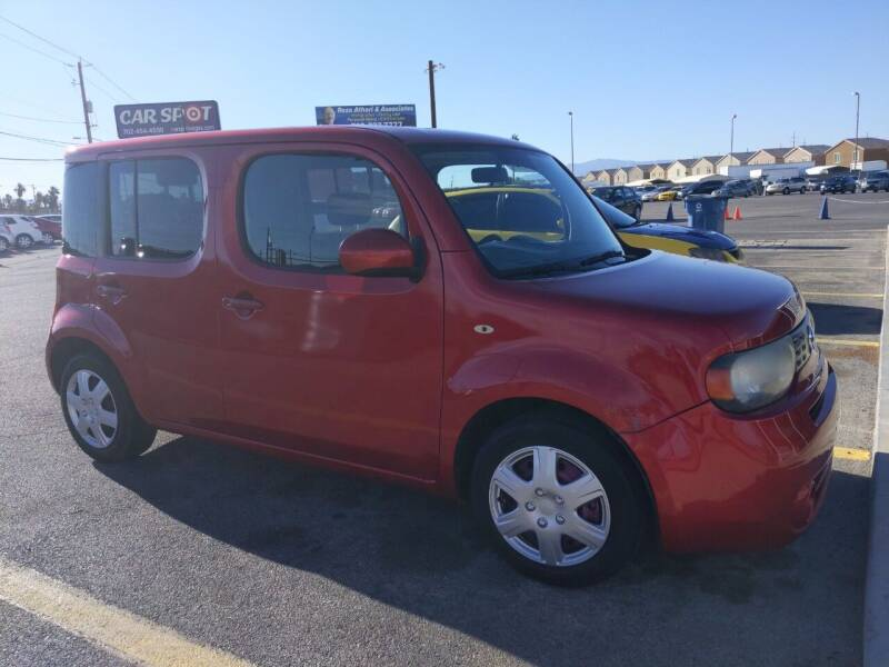2009 Nissan cube for sale at Car Spot in Las Vegas NV