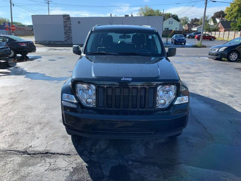 2012 Jeep Liberty for sale at L.A. Automotive Sales in Lackawanna NY