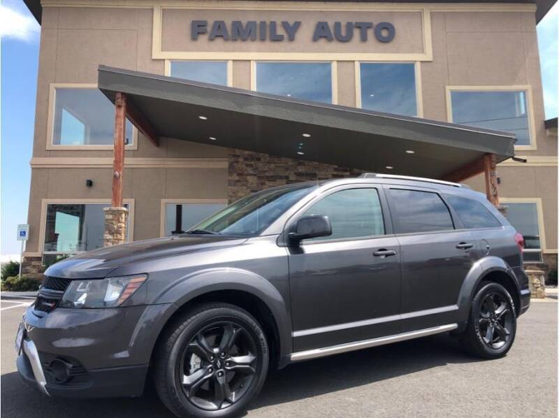 2018 Dodge Journey for sale at Moses Lake Family Auto Center in Moses Lake WA