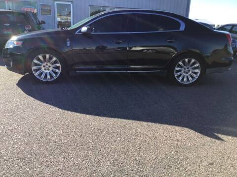 2009 Lincoln MKS for sale at Broadway Auto Sales in South Sioux City NE