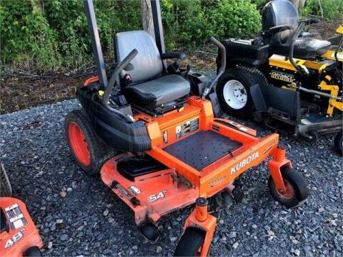 Kubota ZG127S for sale at Vehicle Network - Barnes Equipment in Sims NC