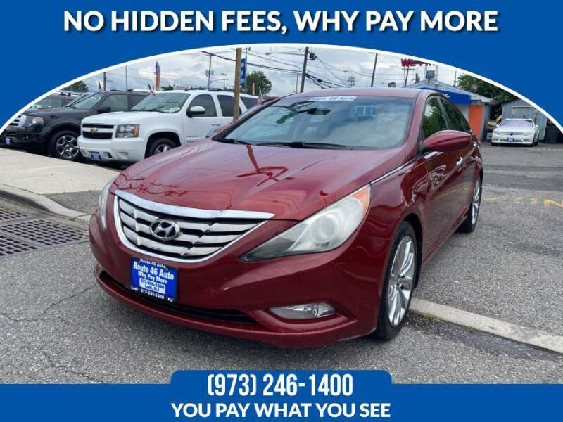 2011 Hyundai Sonata for sale at Route 46 Auto Sales Inc in Lodi NJ