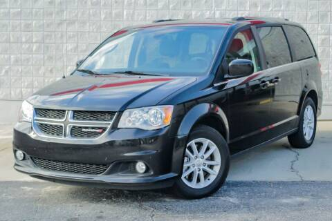 2018 Dodge Grand Caravan for sale at Cannon and Graves Auto Sales in Newberry SC