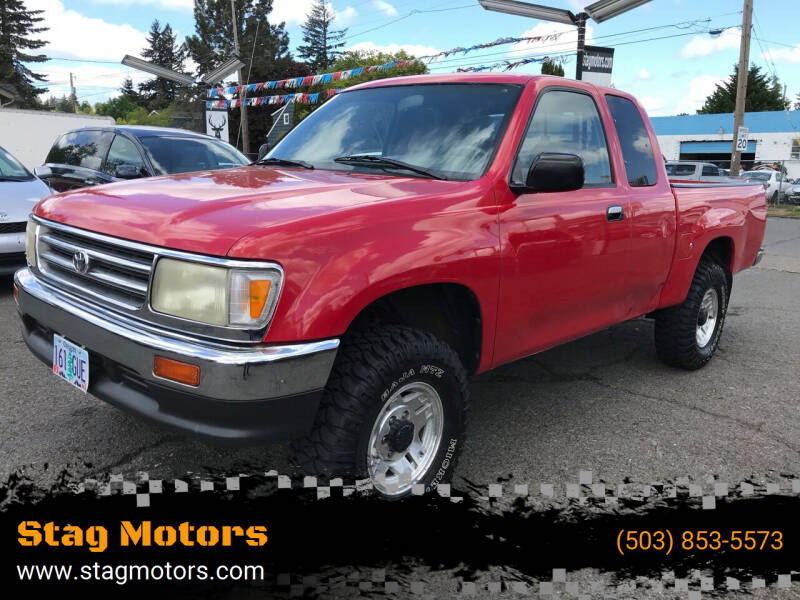 1996 Toyota T100 for sale in Portland, OR