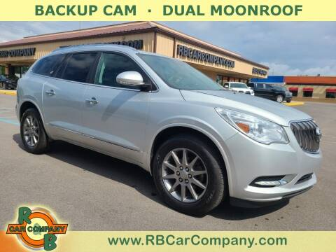 2014 Buick Enclave for sale at R & B Car Company in South Bend IN