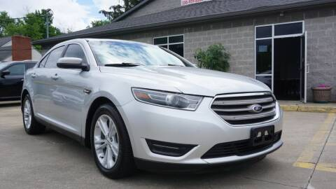 2014 Ford Taurus for sale at World Auto Net in Cuyahoga Falls OH