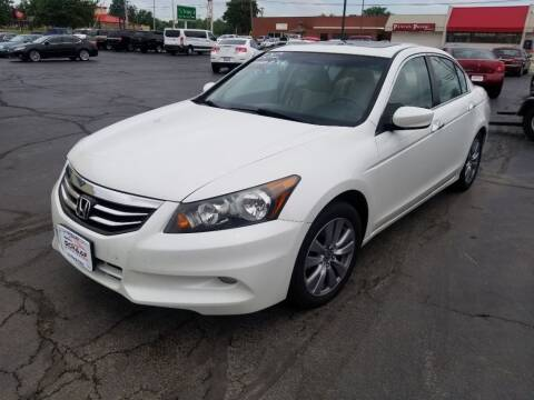 2012 Honda Accord for sale at Larry Schaaf Auto Sales in Saint Marys OH