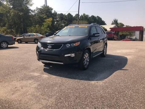 2013 Kia Sorento for sale at Discount Auto Mart LLC in Auburn AL