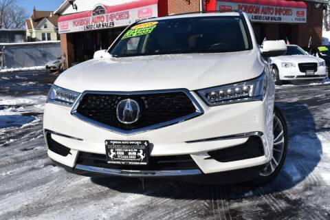 2018 Acura MDX for sale at Foreign Auto Imports in Irvington NJ