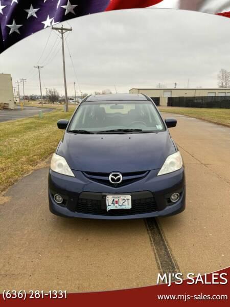 2010 Mazda MAZDA5 for sale at MJ'S Sales in Foristell MO
