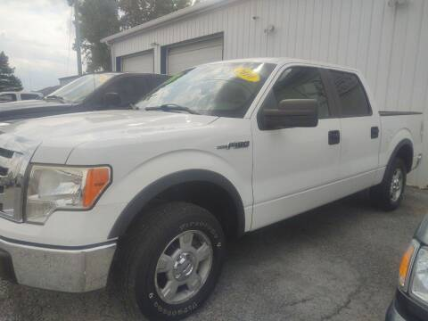2010 Ford F-150 for sale at Mr E's Auto Sales in Lima OH