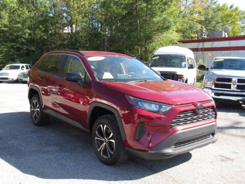 2019 Toyota RAV4 for sale at Discount Auto Sales in Pell City AL