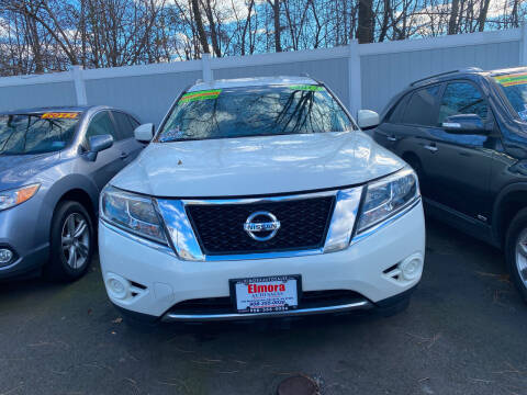 2013 Nissan Pathfinder for sale at Elmora Auto Sales in Elizabeth NJ