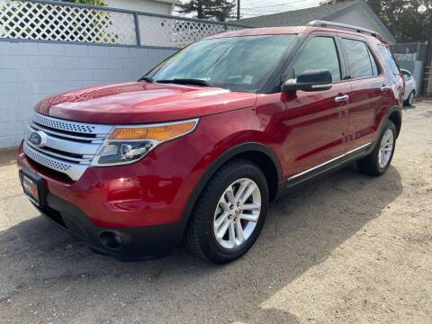 2015 Ford Explorer for sale at Auto Max of Ventura in Ventura CA