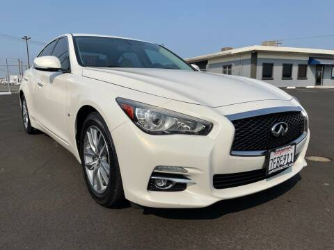 2014 Infiniti Q50 for sale at Approved Autos in Sacramento CA