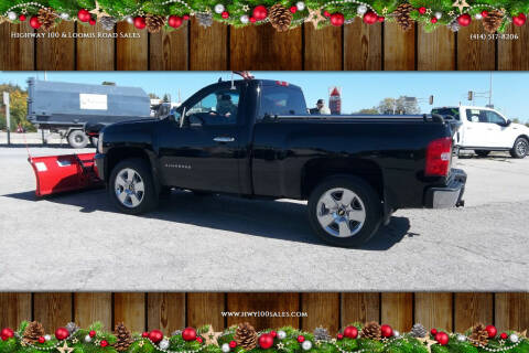 2010 Chevrolet Silverado 1500 for sale at Highway 100 & Loomis Road Sales in Franklin WI