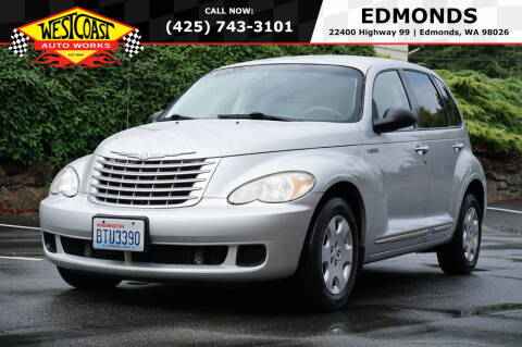 2006 Chrysler PT Cruiser for sale at West Coast Auto Works in Edmonds WA