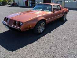1980 Pontiac Firebird for sale at Teddy Bear Auto Sales Inc in Portland OR
