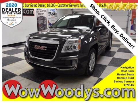 2017 GMC Terrain for sale at WOODY'S AUTOMOTIVE GROUP in Chillicothe MO
