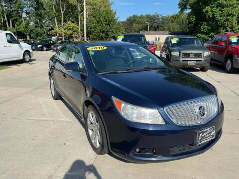 2010 Buick LaCrosse for sale at Zacatecas Motors Corp in Des Moines IA